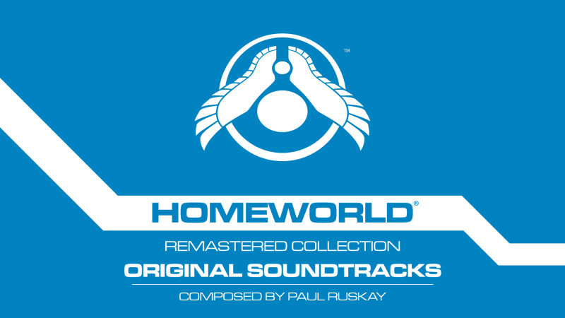 Homeworld Remastered Collection Original Soundtracks